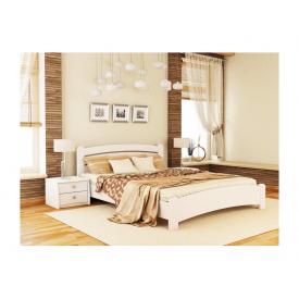 Ліжко Естелла Венеція Люкс 107 1900x800 мм масив