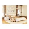 Кровать Эстелла Венеция Люкс 107 2000x1800 мм щит