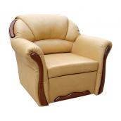 Крісло нерозкладне Віка Бостон Люкс 1050х1000х950 мм