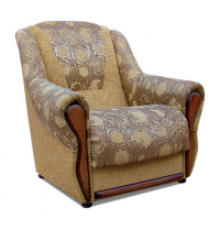 Кресло Вика Элегант нераскладное 900х900х950 мм