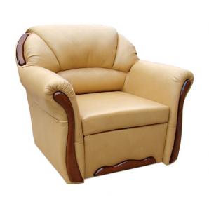 Крісло Віка Бостон СВ розкладне 1050х1000х950 мм