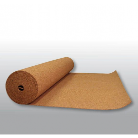Пробковая підкладка 3 мм 1х10 м