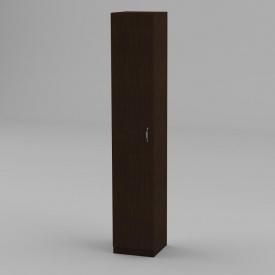 Книжкова шафа Компанит КШ-8 1950x366x350 мм венге