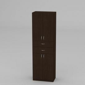 Книжный шкаф Компанит КШ-11 1950x600x366 мм венге
