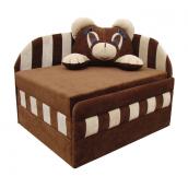 Дитячий диван Віка Панда 84х98х75 см з подушкою