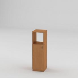 Книжкова шафа Компанит КШ-16 1200x370x354 мм бук
