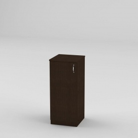 Книжкова шафа Компанит КШ-18 841x370x354 мм венге