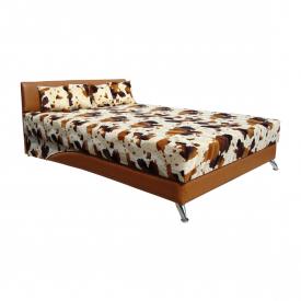 Ліжко Віка Сафарі 90 з матрацом 90х202х80 см
