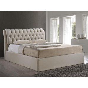 Ліжко Domini Кемерон 1730х2230х1140 мм брокард