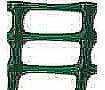 Сітка декоративна TENAX Хоббі 10 1х50 м зелена