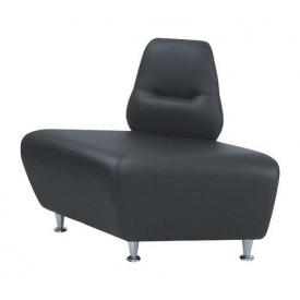 Офисный диван AMF Комби Неаполь N-20 1080х700х800 мм угловой наружный модуль