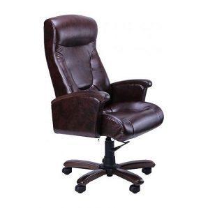 Кресло AMF Галант MB Мадрас дарк браун 72x71x117 см орех