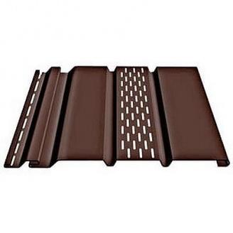 Софит Docke с перфорацией 3,05 м шоколад