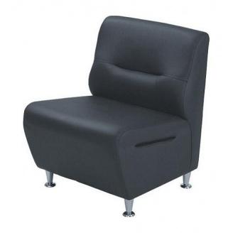 Офісний диван AMF Комбі Неаполь N-20 620х700х800 мм одномісний