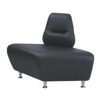 Офісний диван AMF Комбі Неаполь N-20 1080х700х800 мм кутовий зовнішній модуль