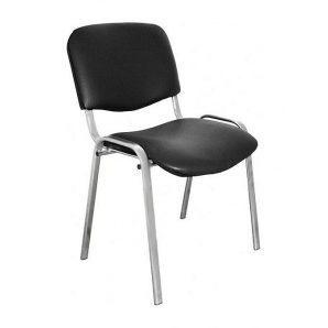 Офисный стул АМF Изо Неаполь N-20 535х560х840 мм алюминий