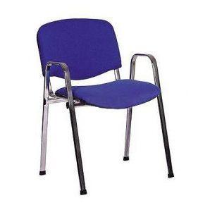 Офисный стул АМF Изо В А-20 500х540х840 мм хром