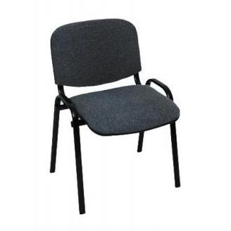 Офісний стілець АМF Ізо А-02 535х560х840 мм чорний