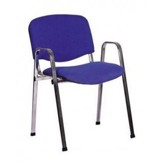 Офісний стілець АМF Ізо В А-20 500х540х840 мм хром