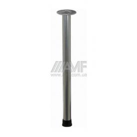 База для столу AMF Кая 750x50 мм лак чорний