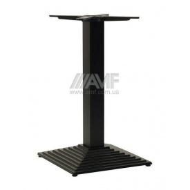 База для столу AMF Піраміда 720x400x400 мм чорний
