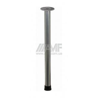База для стола AMF Кая 750x50 мм лак черный