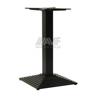 База для стола AMF Пирамида 720x400x400 мм черный
