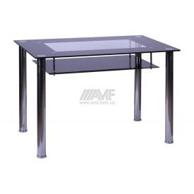 Стол обеденный AMF Фагот 1300x800x750 мм черный