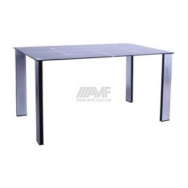 Стол обеденный AMF Прима 1400х800х735 мм черный