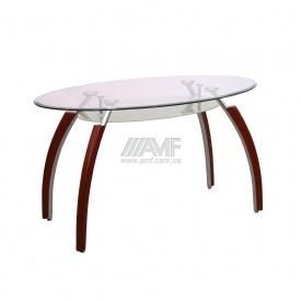 Стол обеденный AMF B-2016 1350х800х740 мм вишня