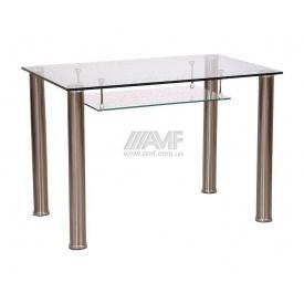 Стол обеденный AMF B 231 1000x700x750 мм хром