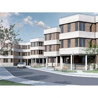 Строительство малоэтажного жилого дома