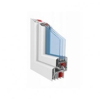 Металлопластиковое окно KBE 88 MD