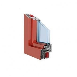 Металлопластиковое окно KBE 88 AluFusion