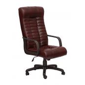Кресло AMF Атлантис Пластик Мадрас дарк браун 62x85x107 см