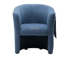 Дитяче крісло AMF Капризулька Сідней-27 550x630x470 мм синій