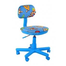 Дитяче крісло AMF Світі Зайці блакитні 600x600x700 мм блакитний