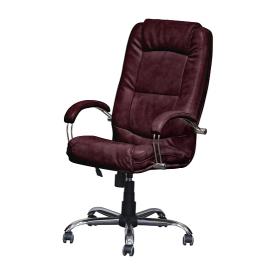 Кресло AMF Марсель Хром Anyfix Мадрас фирензе 61x75x114 см