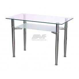 Стол обеденный AMF KSD-019T 1100x600x750 мм хром
