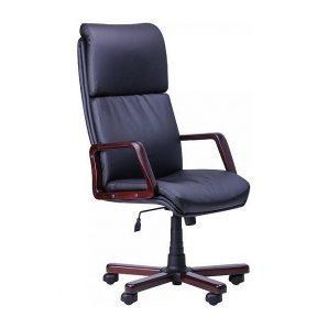 Кресло AMF Техас Экстра Неаполь N-20 62x85x121 см вишня