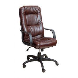 Кресло AMF Марсель Пластик Мадрас дарк браун 61x75x114 см