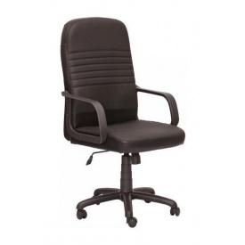 Кресло AMF Чинция Пластик Скаден черный 62x70x114 см