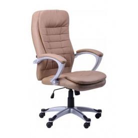 Кресло AMF Вариус HB PU бежевый 72x67x108 см