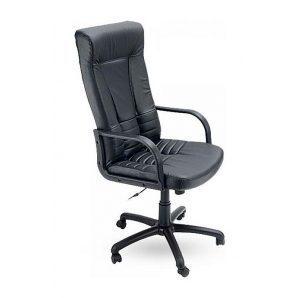 Кресло AMF Чинция Люкс Скаден черный 65x85x114 см