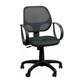 Крісло AMF Біт АМФ-7 сітка чорна 64x64x90 см