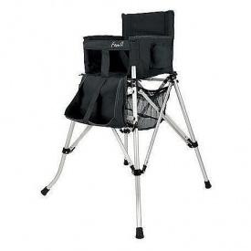 Дитячий стільчик для годування FemStar -One2Stay Folding Highchair чорний