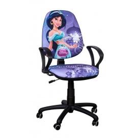 Крісло дитяче AMF Брідж Дісней Принцеса Жасмін 650х650х1090 мм хром