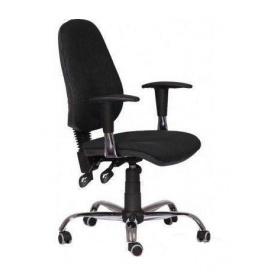 Крісло AMF Брідж Хром Розана-17 64x64x88 см