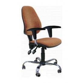 Крісло AMF Брідж Хром Розана-143 64x64x88 см