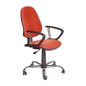 Кресло AMF Поло Хром Розана-4 65x65x96 см